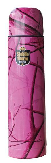 Stabilotherm Camo Isolierflaschen Pink Camo