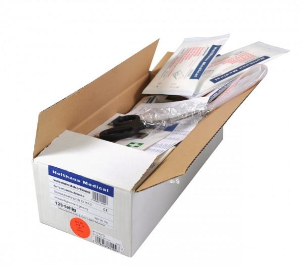 Nachfüllpackung für Erste-Hilfe-Koffer SAN DIN 13157